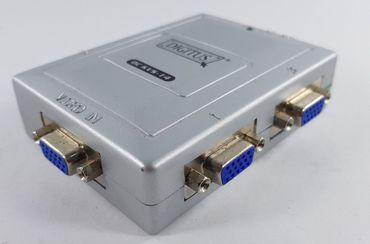 KVM Switch Box 4 Port Digitus DC KVS-14 – Bild 2