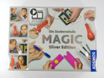 Kosmos 698225 Zauberschule Magic Silver Edition Zauberkasten 100 Tricks NEU 001