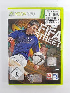 XBOX 360  FIFA STREET  EA SPORTS DEUTSCH KOMPLETT  – Bild 1