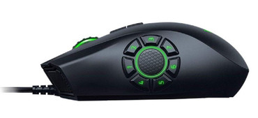 Razer Naga HEX V2 Laser Maus Gaming Mouse multicolor 16000 dpi RZ01-01600100 TOP – Bild 4