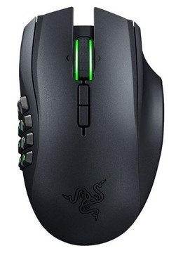 Razer Naga Epic Chroma Maus Wireless Laser Gaming Mouse 8200 dpi RZ01-01230100 – Bild 2