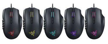 Razer Naga Chroma Gaming Mouse 16000 dpi 12 Tastenfeld RZ01-01610100 Maus TOP – Bild 6
