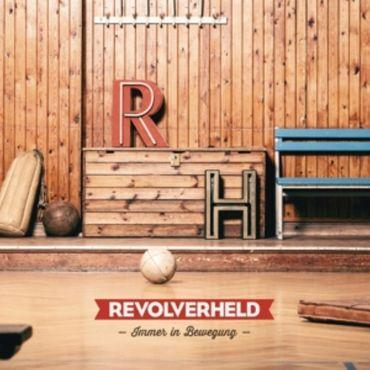 REVOLVERHELD - IMMER IN BEWEGUNG CD NEU