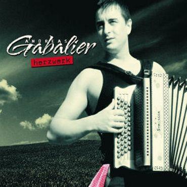 ANDREAS GABALIER - HERZWERK CD NEU
