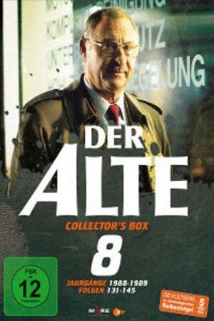 DER ALTE - COLLECTORS BOX 8 5DVD NEU
