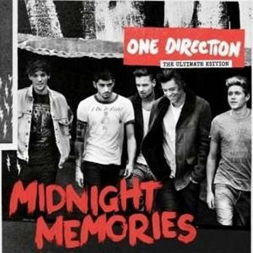 ONE DIRECTION - MIDNIGHT MEMORIES THE ULTIMATE EDITION CD NEU
