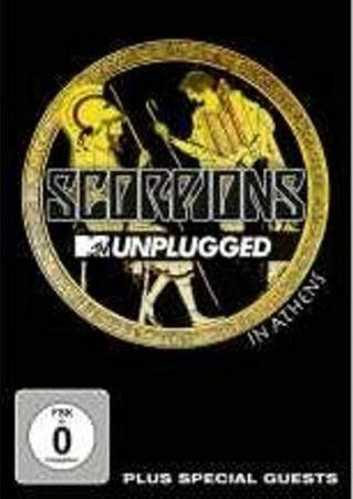 SCORPIONS - MTV UNPLUGGED DVD NEU