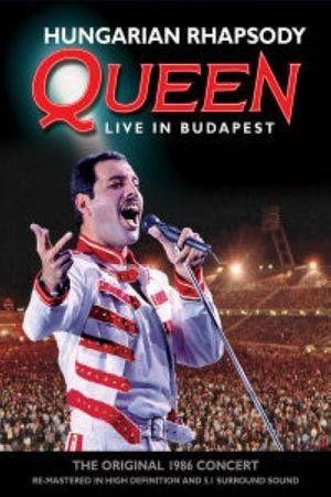 QUEEN - HUNGARIAN RHAPSODY LIVE IN BUDAPEST BLU-RAY NEU