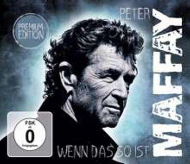 PETER MAFFAY - WENN DAS SO IST CD + DVD PREMIUM EDITION NEU