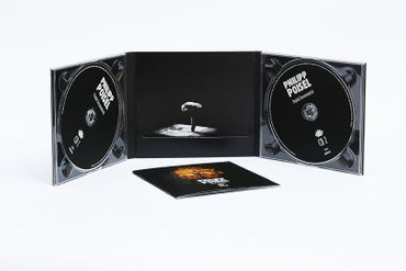 PHILIPP POISEL - PROJEKT SEEROSENTEICH LIVE 2CD NEU DELUXE EDITION