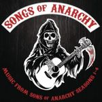 SONS OF ANARCHY SOUNDTRACK CD NEU SEASONS 1-4
