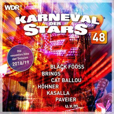 KARNEVAL DER STARS 48 CD NEU