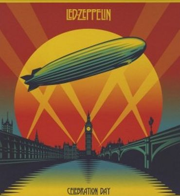 LED ZEPPELIN - CELEBRATION DAY VINYL 3LP BOXSET NEU