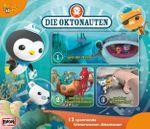 DIE OKTONAUTEN - UNTERWASSER BOX 1 3CD NEU