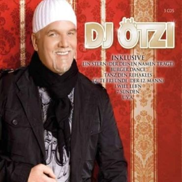 DJ ÖTZI - THE DJ ÖTZI COLLECTION BEST OF 3CD NEU