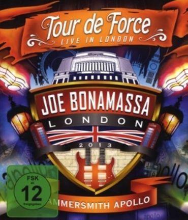 JOE BONAMASSA - TOUR DE FORCE HAMMERSMITH APOLLO BLU-RAY NEU LIVE IN LONDON