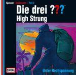 DIE DREI ??? HIGH STRUNG / UNTER HOCHSPANNUNG CD NEU