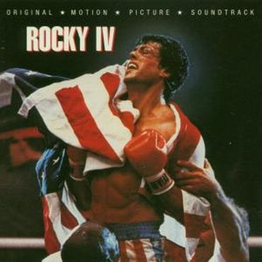 ROCKY IV - SOUNDTRACK CD NEU