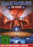 IRON MAIDEN - EN VIVO! LIVE IN SANTIAGO DE CHILE 2DVD NEU