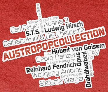 AUSTROPOP COLLECTION 4CD NEU