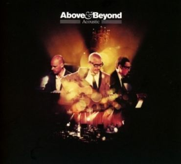 ABOVE AND BEYOND - ACOUSTIC CD NEU
