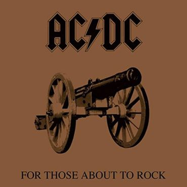 AC/DC - FOR THOSE ABOUT TO ROCK (WE SALUTE YOU) CD NEU