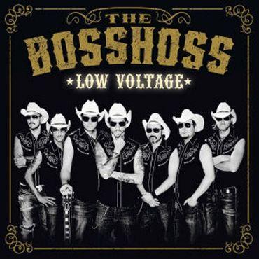 THE BOSSHOSS - LOW VOLTAGE CD NEU