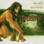DISNEY TARZAN SOUNDTRACK ENGLISCHE VERSION CD NEU