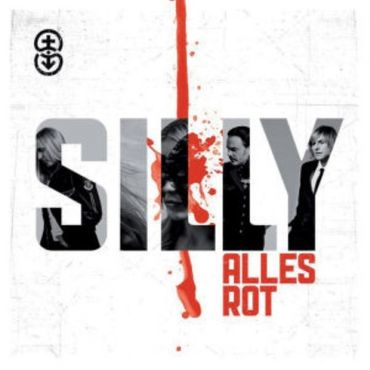 SILLY - ALLES ROT ORIGINAL ALBUM PLUS BONUSTRACK CD NEU