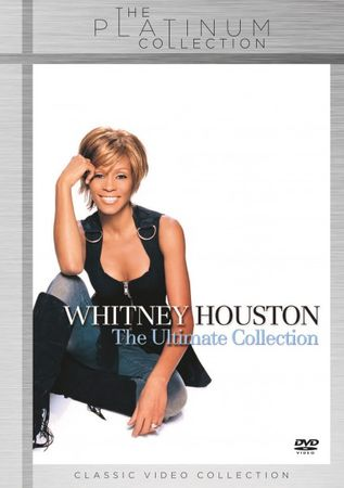 WHITNEY HOUSTON - THE ULTIMATE COLLECTION PLATINUM COLLECTION DVD NEU