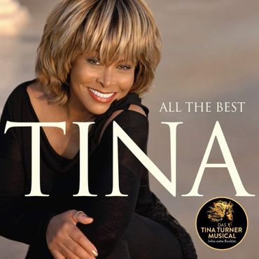 TINA TURNER -  ALL THE BEST (MUSICAL EDITION) 2CD NEU