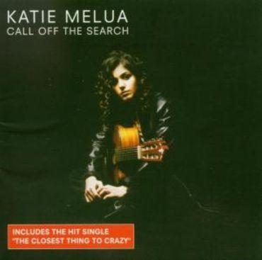 KATIE MELUA - CALL OFF THE SEARCH CD NEU
