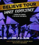 BELIEVE TOUR DANCE EXPERIENCE DVD NEU