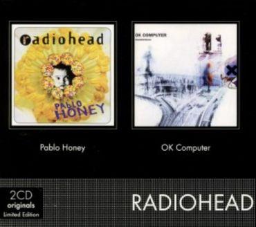 RADIOHEAD - PABLO HONEY / OK COMPUTER 2CD NEU