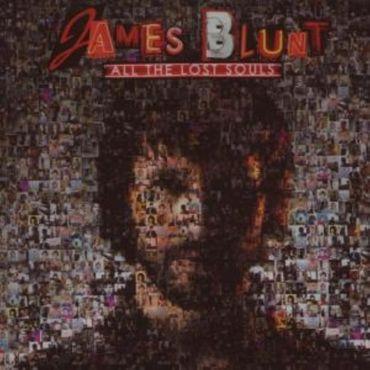 JAMES BLUNT - ALL THE LOST SOULS CD NEU