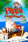 ASTRID LINDGREN - PIPPI LANGSTRUMPF IN DER SÜDSE DVD NEU