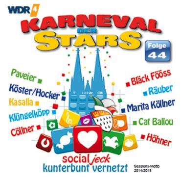 KARNEVAL DER STARS FOLGE 44 CD NEU
