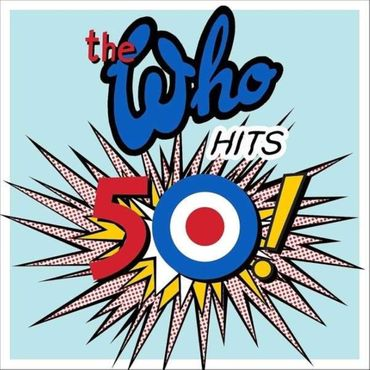 THE WHO - THE WHO HITS 50 2CD NEU INKL. BE LUCKY ( BEST OF / GREATEST HITS)
