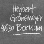 HERBERT GRÖNEMEYER - 4630 BOCHUM (180G/REMASTERED) VINYL LP NEU
