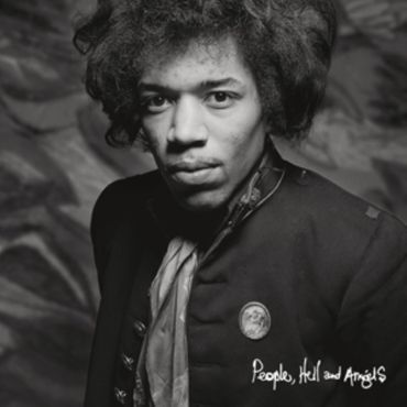 JIMI HENDRIX - PEOPLE HELL & ANGELS CD NEU