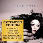 GOSSIP - A JOYFUL NOISE EXTENDED EDITION 2CD NEU