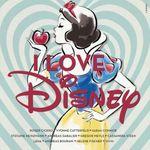 I LOVE DISNEY CD NEU