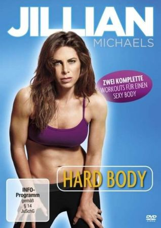 JILLIAN MICHAELS - HARD BODY DVD NEU