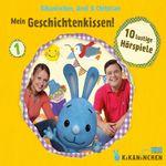 KIKANINCHEN ANNI & CHRISTIAN - 01 MEIN GESCHICHTENKISSEN HÖRSPIEL CD NEU