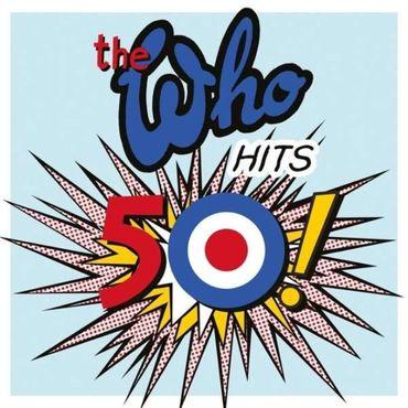 THE WHO - THE WHO HITS 50 VINYL 2LP NEU