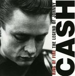 JOHNNY CASH - RING OF FIRE THE LEGEND OF JOHNNY CASH CD
