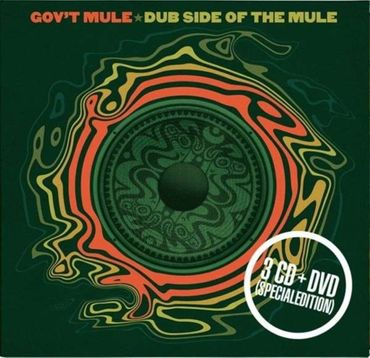GOV'T MULE - DUB SIDE OF THE MULE SPECIAL EDITION 3CD + DVD NEU