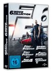FAST AND FURIOUS 1-6 DVD BOX 6DVD NEU