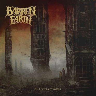 BARREN EARTH - ON LONELY TOWERS LIMITED DIGIPAK CD NEU