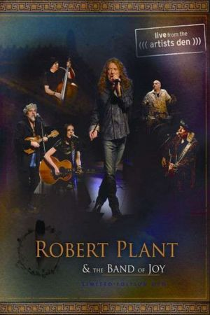 ROBERT PLANT & THE BAND OF JOY - LIVE FROM THE ARTISTS DEN BLU-RAY NEU